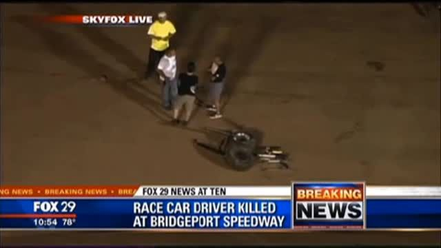 News Video Raw Nascar Driver Jason Leffler Dies In Wreck